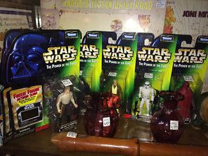 ★ STAR WARS Power of the Force Figures @ Forks Antique