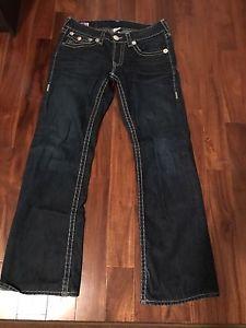 True Religion Men's Size 34 jeans