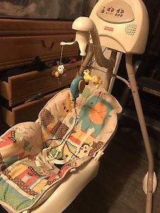 Wanted: Baby swing