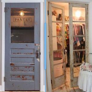 Wanted: Looking for Antique Door with Window