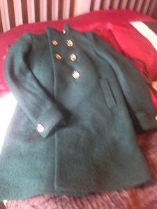 Womens dress coat size M