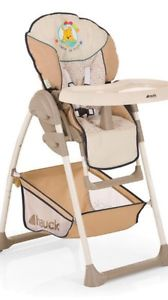 baby high chair and bouncer