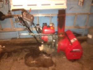 honda 724 snowblower for sale - parts-
