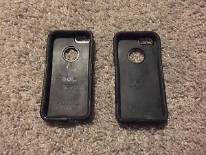 iPhone 5 or 5s Otterbox Cases