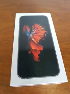 iPhone 6s 32gb BRAND NEW IN BOX Sasktel