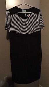 new with tags liz lange maternity dress size small
