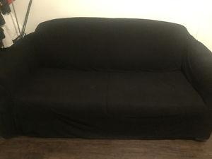 $150 OBO GREAT COUCH WITH PULL OUT BED