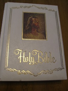 Bible new king james only $10