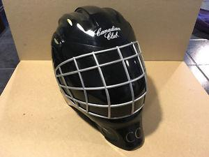 Canadian Club Whisky Goaltender Helmet Ice Bucket