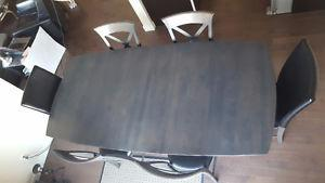 Dining Room Table - Maple