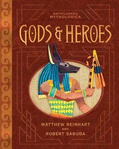 Encyclopedia Mythologica: Gods and Heroes Pop-Up Book