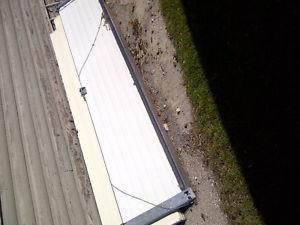 Garage Door / roll up