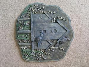 Garden Stone Resin (2) Patterns ($ each)