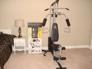 Golds Home Gym Like New
