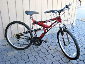 HUFFY Tundra Gents Mountain Bike - 26 Inch wheels