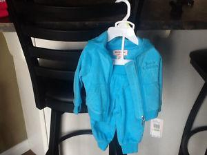 Juicy Couture Tracksuit / 6-9m / BNWT / Reg $65