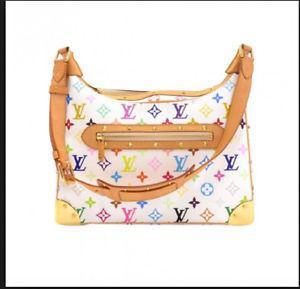 Louis Vuitton Authenitic Boulogne Bag.