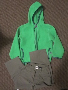 MEC Suit, Clothes Size 5T-8 & Shoes