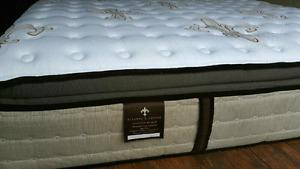 New king mattress sale starting at $250. Free delivery if