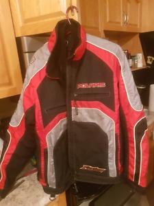 Polaris fusion snowmobile suit