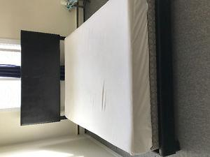 Reduced * brand new queen bed,mattress and box