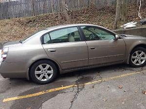 Wanted:  Nissan Altima for parts