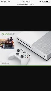 Wanted: Xbox one s with lots of games for trade