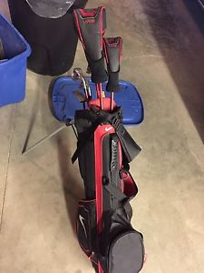 Wanted: Youth Nike 6 piece golf set and stand bag