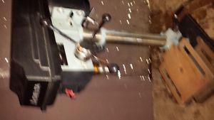 delta drill press like new