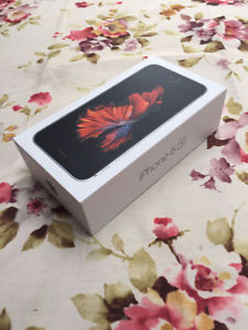 iPhone 6s - 32 GB - Fido Locked - Mint  - Box +