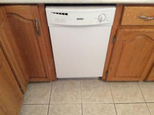 "18"" built in dishwasher for sale"