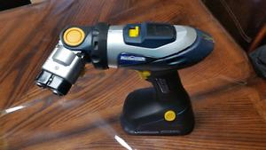 18V Mastercraft 360 Pivot cordless Drill Set Brand Like New