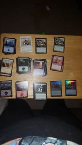 300 magic the gathering cards