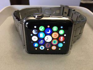 38mm Apple Watch with Sapphire Crystal Retina Display