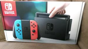 $480 Unopened Brand New Nintendo Switch