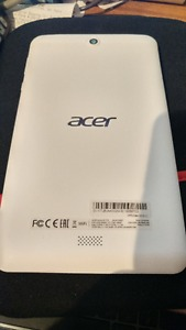 Acer Tablet Icon A inch tablet