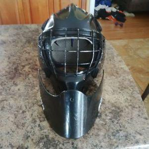 Bauer NME 5 Mask with Bauer Dangler