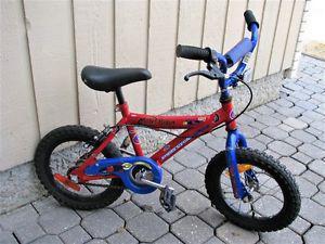 "Boys Bike ""SUPERCYCLE"" - 14 Inch wheels"
