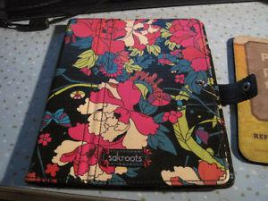 Brand New Sakroots Flower Power Artist Circle iPad