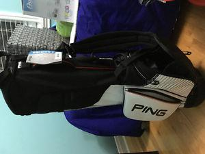 Brand New with Tags Golf Bag