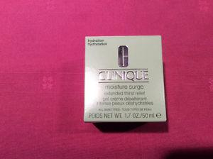 Clinique moisture gel