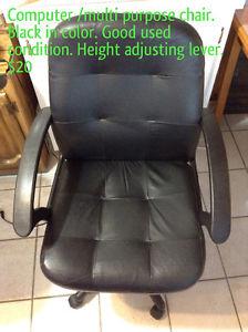 Computer/Multi Purpose Chair