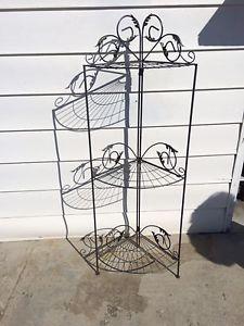 Corner Plant Stand/Shelf