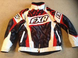 FXR snowmobile suit