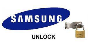 Factory Unlock service samsung phones s3,s4 s5,s6,s7,s7edge