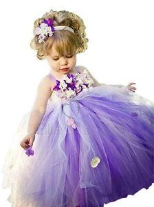 Flower girl/Birthday girl dress
