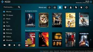 Free live sports/any movies/any tv shows (kodi)