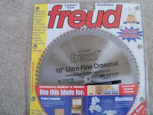 """Freud TK """" Ultra Fine Blade(NEW); Best Offer"""
