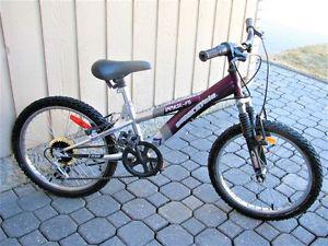 """GIrls Bike """"SUPERCYCLE"""" - 20 Inch wheels"""