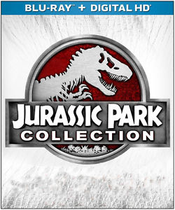 Jurassic Park - Complete 3D and HD Blu-ray Box Set
